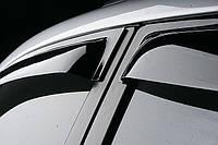 """Дефлектор капота Volkswagen Caddy 2004-> """"SIM"""" темный"""