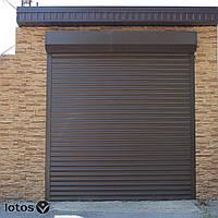 Защитные ролеты для окон и дверей