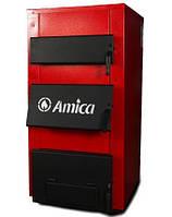 Котлы твердотопливные Amiсa Solid 30 кВт. (сталь 4 мм). Угольные котлы.