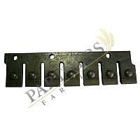 002040 Пластина противоріжуча 175мм Geringhoff Запчасти