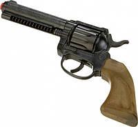 Револьвер Gonher Cowboy 12-зарядный 120/6