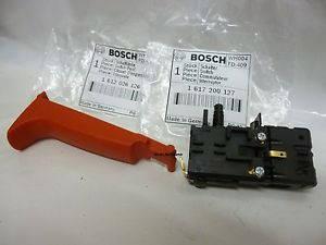 Выключатель до перфоратора  BOSCH GBH 4-32 DFR , фото 2