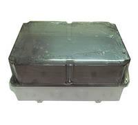 Коробка монтажная герм. с прозрачной крышкой 130*220*140