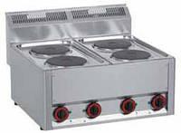 Плита электрическая 4-х конфорочная GGG SP-60ELS