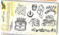 Штамп «День рождения»
