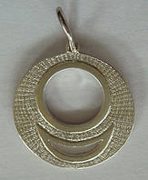 Подвес-кулон Аллат-Ра, серебро 925 пробы.