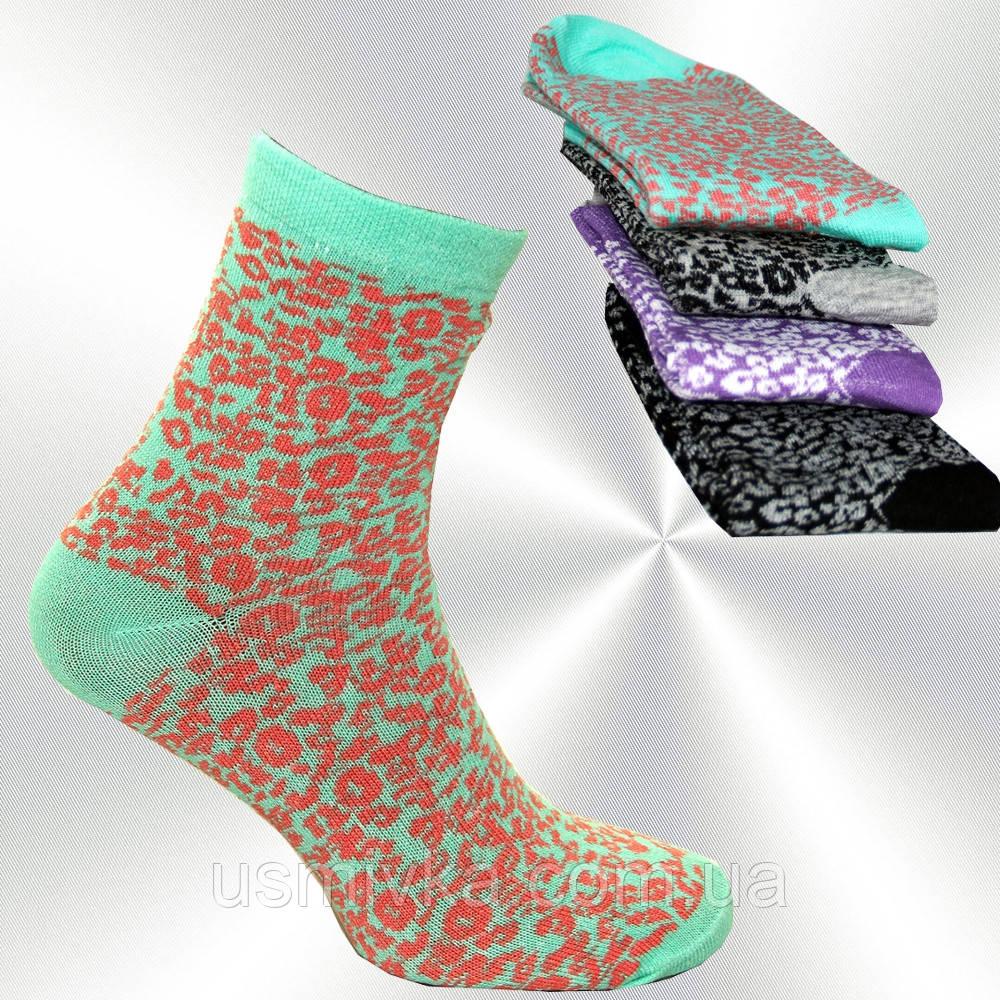 Носки женские лео мягкие Монтекс plus, бамбуковые цвета в ассортименте SZ25200043