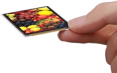 Новый дисплей для смартфона