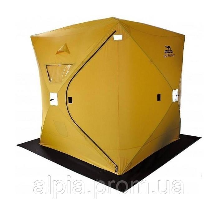 Палатка для зимней рыбалки Tramp Ice fisher 150 TRT-109