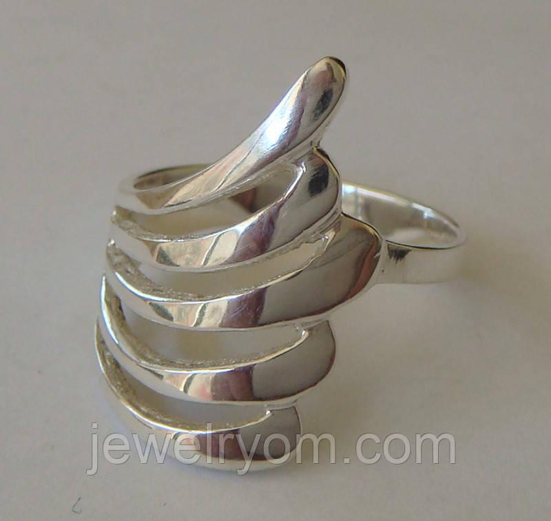 Кольцо 10080ММ, серебро 925 проба.