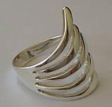 Кольцо 10080ММ, серебро 925 проба., фото 3