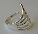 Кольцо 10080ММ, серебро 925 проба., фото 4