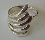 Кольцо 10080ММ, серебро 925 проба., фото 5