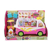 Игровой набор Shopkins S3 Фургончик с мороженым  Scoops Ice Cream Truck 56035, фото 1