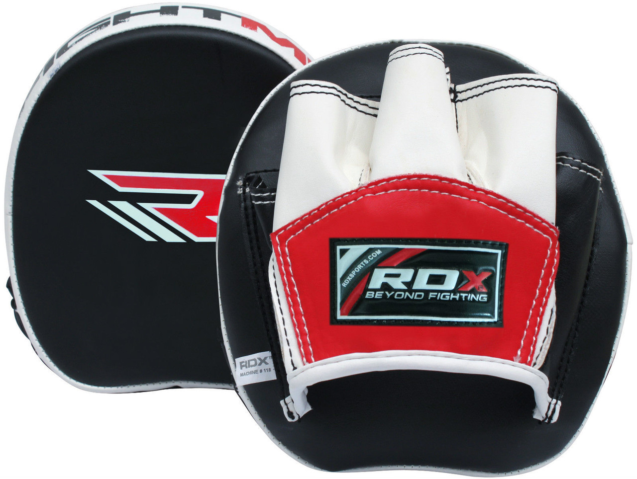 Лапы боксерские RDX New Smarty