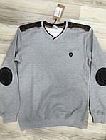 Повседневный мужской свитер