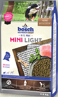 Корм для собак Bosch MINI LIGHT (Бош Мини Лайт) 1 кг