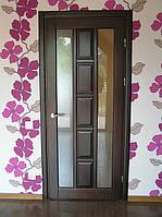 Двери межкомнатные деревянные, цена за комплект с установкой в Виннице.
