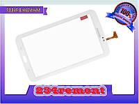 Тачскрин для Samsung Galaxy Tab3 7.0 SM-T210 белый
