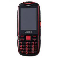 """Т39 5800 mAh - до 2-х недель без подзарядки! Мощный фонарь, FM, MP3/MP4, 2 SIM, дисплей 2.4""""."""
