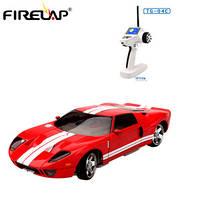 Автомодель на радиоуправлении 1:28 Firelap IW04M Ford GT 4WD (красный), FLP-408G4r *х