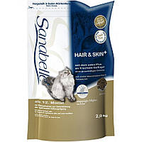 Корм для кошек Sanabelle HAIR & SKIN 400 гр (Санабель Хаир Скин)