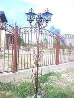 Фонарь уличный арт.ф 4