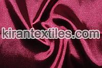 Купить ткань Тафта-атлас. Цвет бордо темное.
