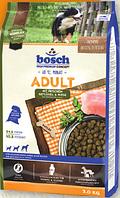 Bosch Adult Poultry & Spelt 15 кг - корм для взрослых собак (Бош Эдалт, птица+просо)