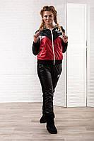 """Стильный дутый спортивный костюм """" Adidas """" Dress Code, фото 1"""