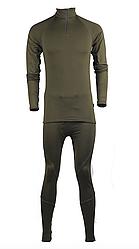 Термобелье мужское универсальное Cold Gear Polartec Olive