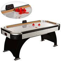 Большой стол - аэрохокей ,самая увлекательная игра
