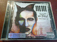 Marilyn Manson Lest We Forget CD фирм