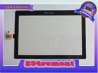 Lenovo Tab 2 A10-30F тачскрин черный оригинал, фото 1