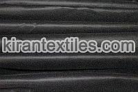Купить ткань Клеевая Флизелин точечный. Класс 65/400. Цвет черный.