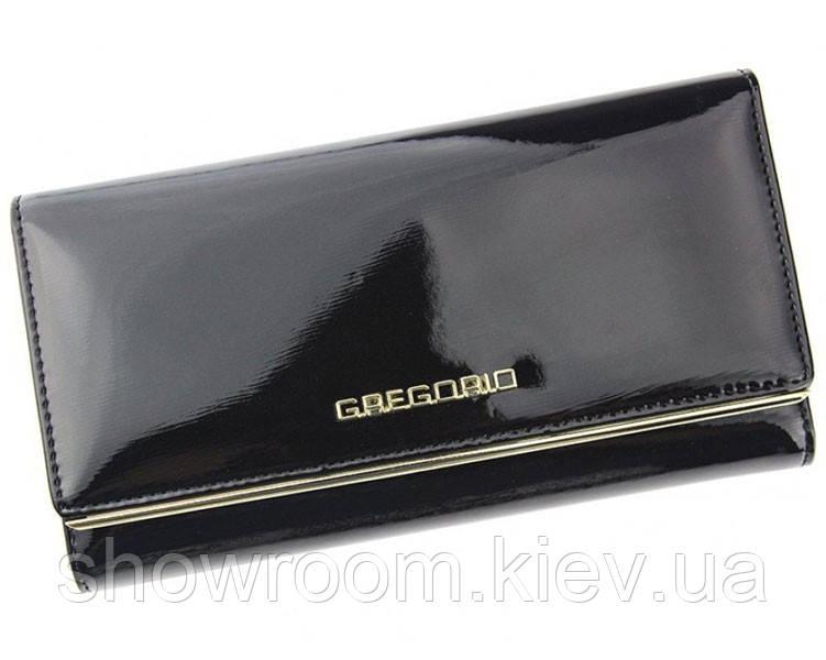 Женский кошелек Gregorio (L100) leather black