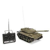 Танк HENG LONG р/у аккум 3839-1 1:16, дым,свет,звук,вращ.башня до 345гр