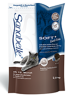 Корм для кошек Sanabelle SOFT Farm Duck 400 гр (Санабель Софт)