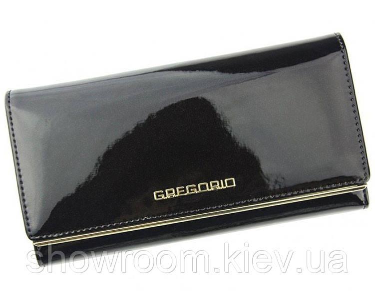 Женский кошелек Gregorio (L100) leather brown, фото 1