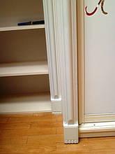 Шкаф и полка для книг 4