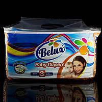 Подгузники Белюкс Belux, 3 midi, 4-9 кг., 40 шт.