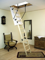 Чердачная лестница OMAN Termo (110x70)