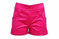 Женские молодежные шорты (модель l1_kr)