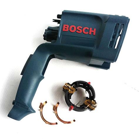 Корпус двигателя до перфоратора Bosch GBH 2-26 DRE (1617000558), фото 2