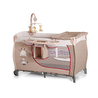 Манеж-кроватка для ребенка Hauck Babycenter цвет Giraffe