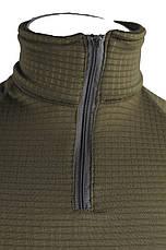Термобелье мужское универсальное Cold Gear Polartec Olive, фото 3