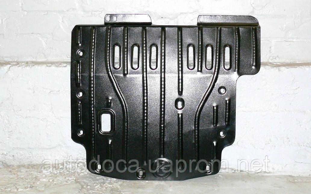 Защита картера двигателя и кпп Jeep Patriot  2006-