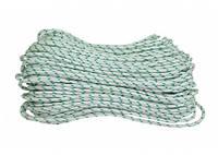 """Шнур капроновый плетеный """"Евро"""", D 5 мм, 25 м (69-758) шт."""