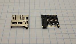 Разъем для карт Micro SD PushTF с выталкивателем