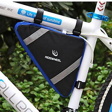 Подрамная велосипедная сумка Roswheel (Крепление на липучках)